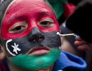 Manifestation de soutien à la révolution libyenne, à Boston le 26 mars (Lauren Frohne/Flickr/CC)