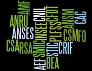Sigles français (montage)