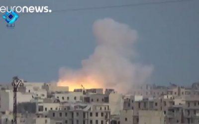 Bombardements à Alep, décès de Shimon Pérès : résumé de la semaine
