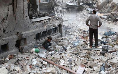 Syrie : Les raisons d'une guerre