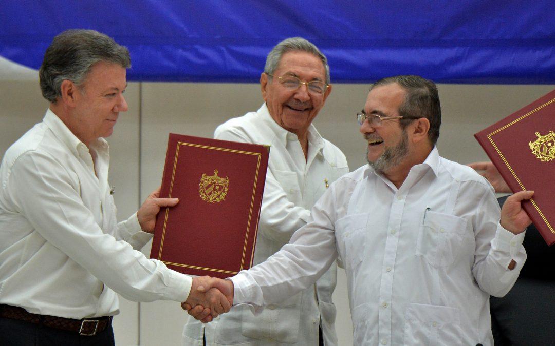 Colombie : L'espoir de paix