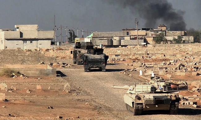 La bataille de Mossoul engagée, la jungle de Calais démantelée, résumé des deux dernières semaines