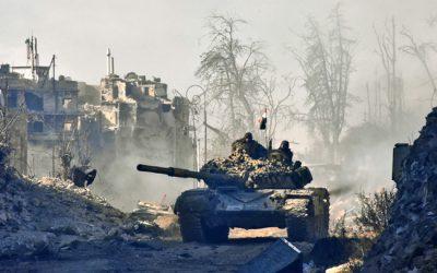 Massacres à Alep, attentats en Turquie : résumé de la semaine