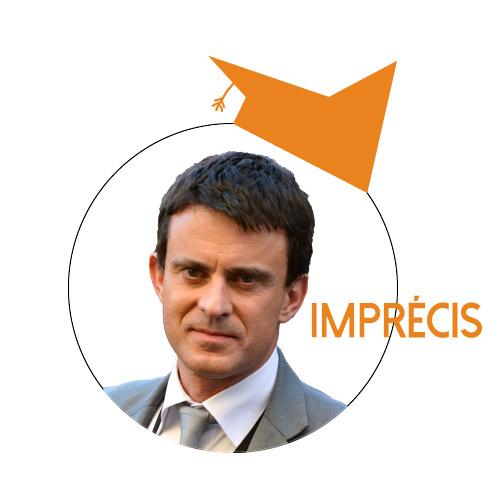Manuel Valls : «L'État a permis la création de 9 000 postes de policiers supplémentaires»