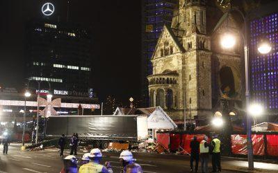 Attentat à Berlin, crise en Turquie : résumé des trois dernières semaines