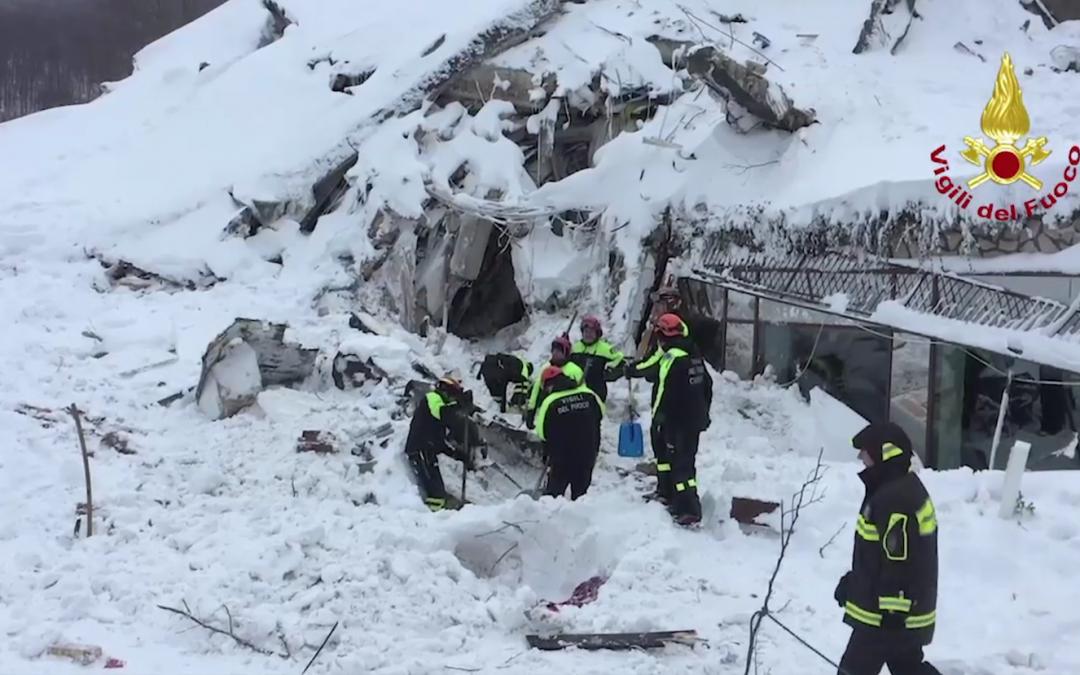 Violents séismes en Italie, Le Cléac'h vainqueur du Vendée Globe : résumé de la semaine