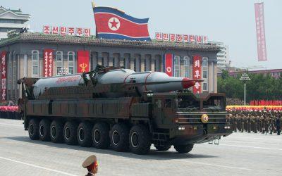 Tir de missile nord-coréen, manifestations violentes en soutien à Théo : résumé de la semaine