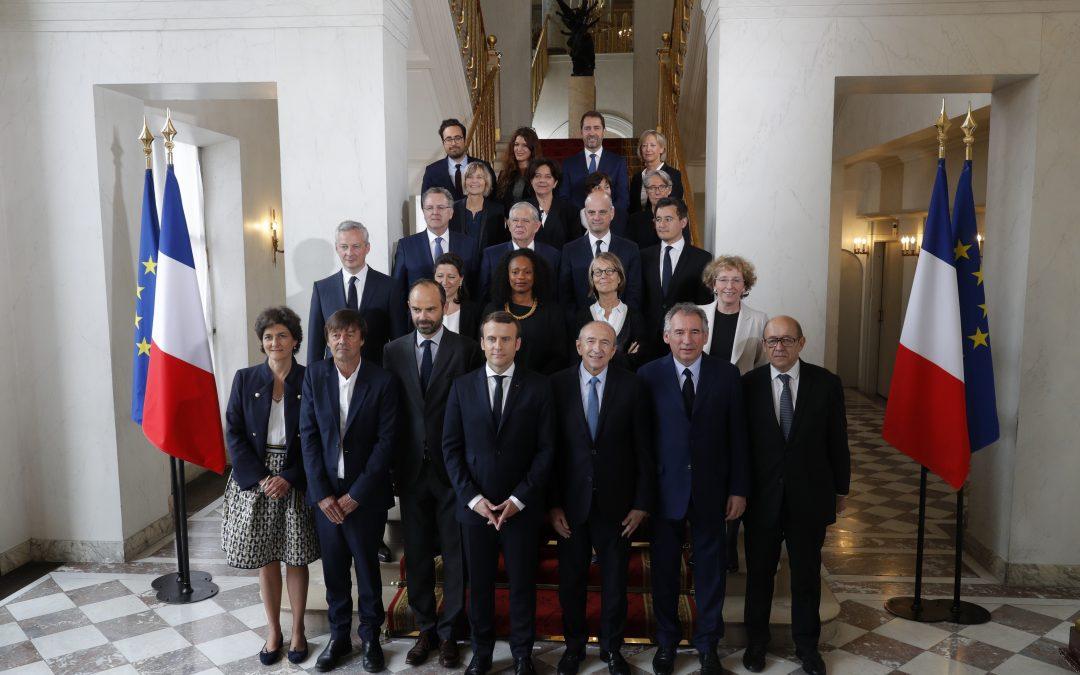 Premier gouvernement Macron, une cyberattaque d'ampleur mondiale : résumé de la semaine