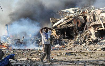 Double attentat en Somalie, l'EI chassé de Raqqa : résumé de la semaine
