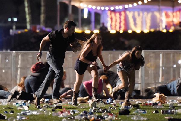 Tuerie à Las Vegas, attentat à Marseille : résumé de la semaine