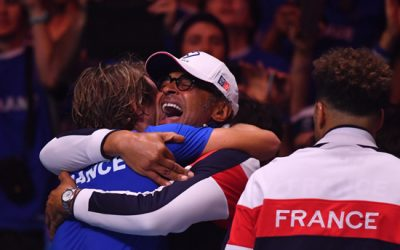 Dixième coupe Davis pour la France, La Corée du Nord de plus en plus menaçante : résumé de la semaine
