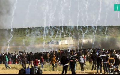 Au moins seize Palestiniens tués à Gaza, meurtre d'une rescapée du Vel d'Hiv : résumé de la semaine