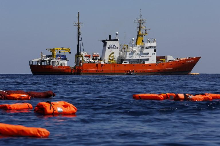 Aquarius : le bateau humanitaire définitivement à quai