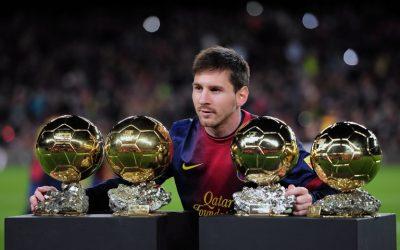 Prix UEFA, Prix FIFA ou Ballon d'Or ?