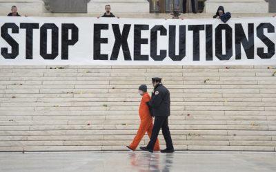 La peine de mort encore légale dans 55 pays