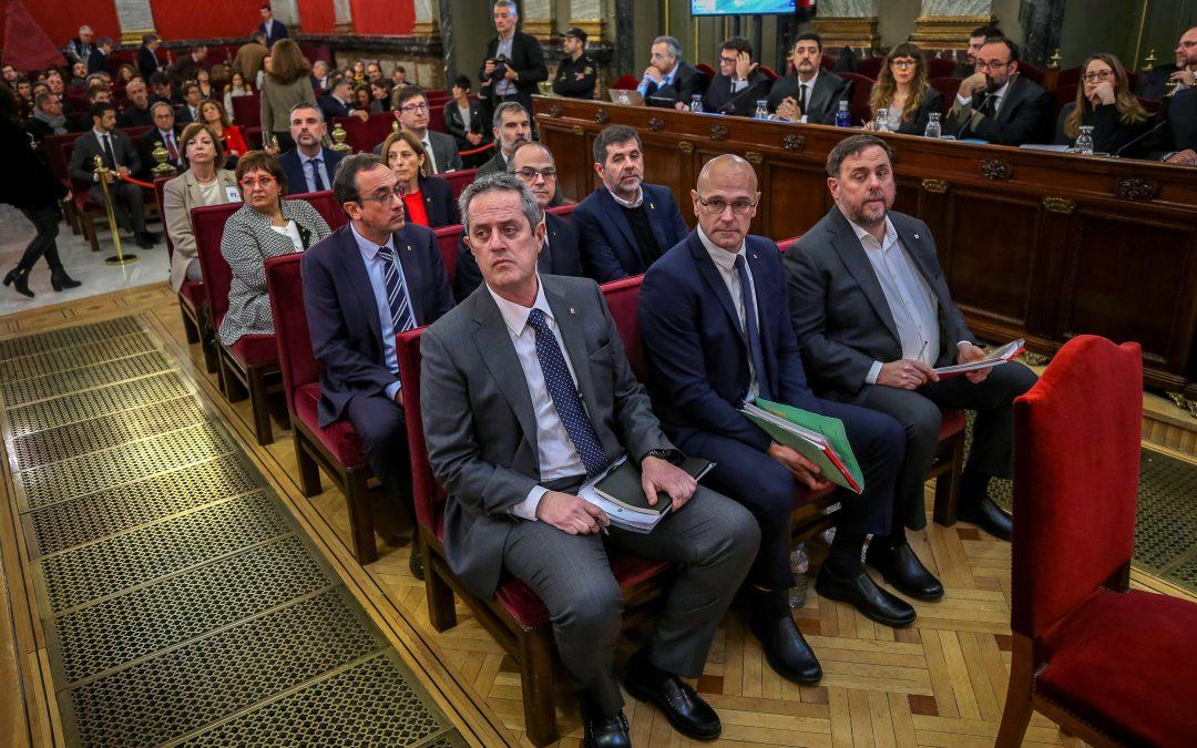 Procès des indépendantistes catalans, ligue du LOL : Résumé de la semaine