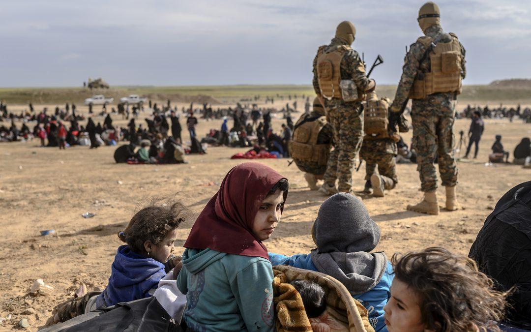 Reprise du dernier bastion de Daesh en Syrie, usage excessif de la force sur les gilets jaunes : résumé de la semaine