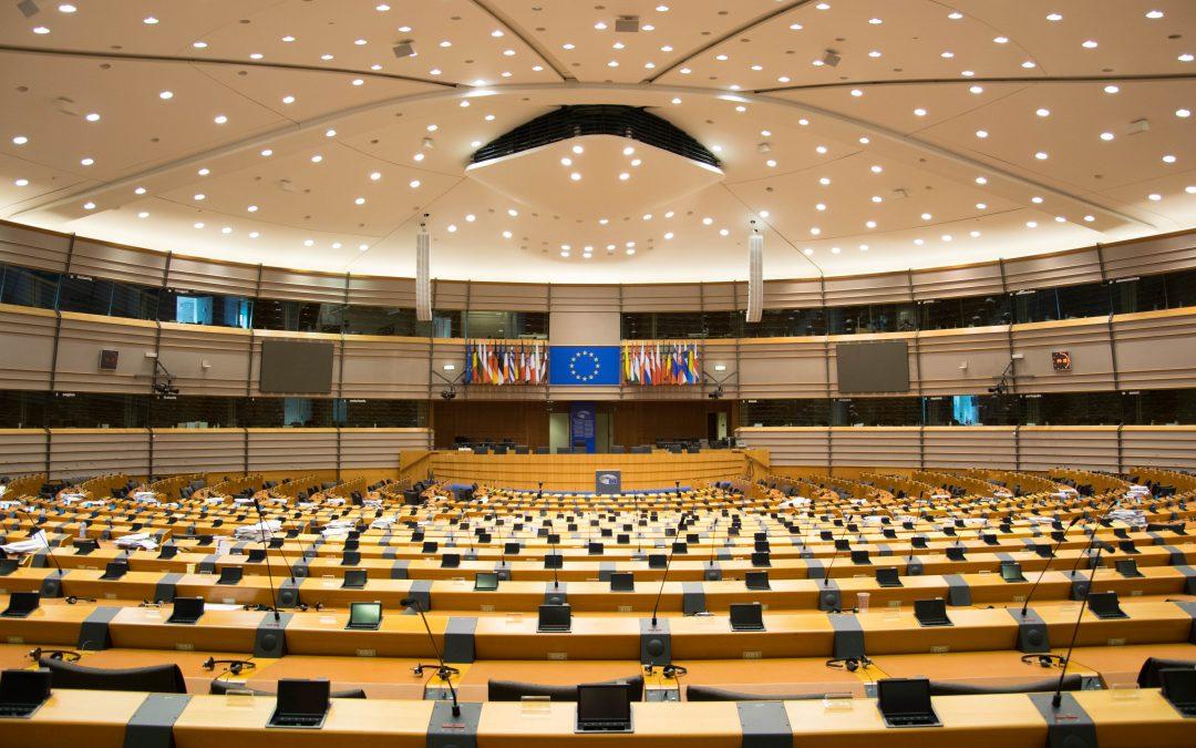 Présentation des listes candidates aux élections européennes