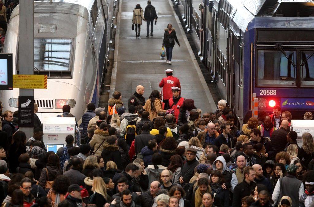 DROIT DE RETRAIT À LA SNCF, INTEMPÉRIES DANS LE SUD : RÉSUMÉ DE LA SEMAINE