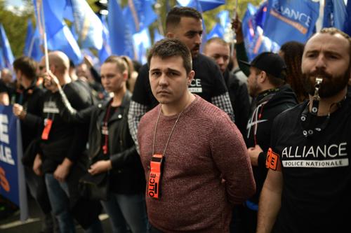 MARCHE DE LA COLERE DES POLICIERS, ANGOISSE A ROUEN : LE RESUME DE LA SEMAINE