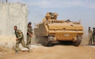 OFFENSIVES TURQUES EN SYRIE, CANDIDATURE DE SYLVIE GOULARD REFUSEE : RESUME DE LA SEMAINE
