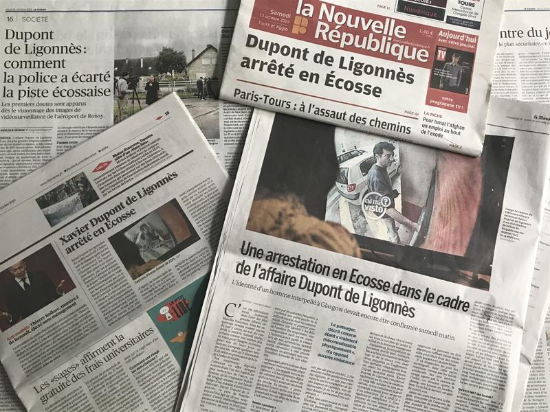 FAUSSE ARRESTATION DE XAVIER DUPONT DE LIGONNÈS, ÉMEUTES INDÉPENDANTISTES A BARCELONE : RÉSUMÉ DE LA SEMAINE