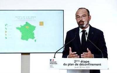 En France, la circulation du SRAS-CoV2 sous contrôle, pas au Brésil : résumé de la semaine