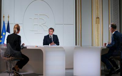 Macron annonce un couvre-feu dans plusieurs métropoles, le cessez-le-feu rompu au Haut-Karabakh : résumé de la semaine